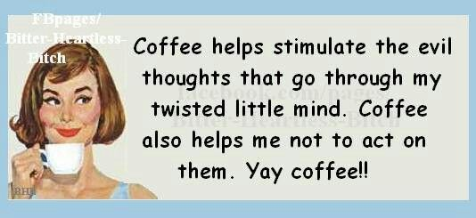 Yay coffee !!!