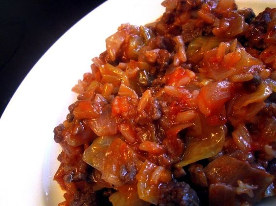 Lazy Cabbage Rolls by Food and Whine