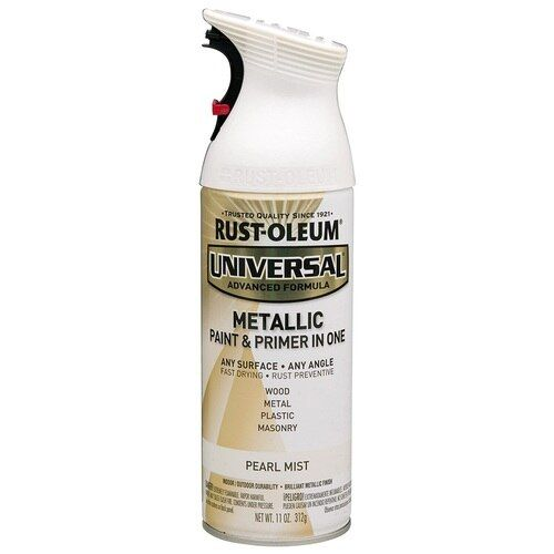 Shop Rust Oleum Universal Gloss Pearl Mist Pearlescent Spray Paint And Primer In One Actual Net Contents 11 Oz In The Spray Pa In 2020 Mists Rustoleum Surface Spray