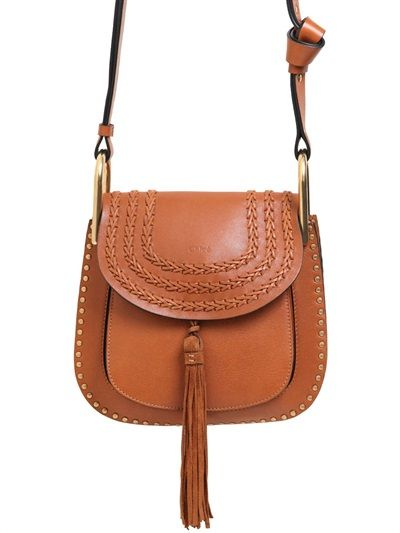chloe handbags uk sale - CHLO�� - SMALL HUDSON BRAIDED LEATHER BAG - LUISAVIAROMA - LUXURY ...