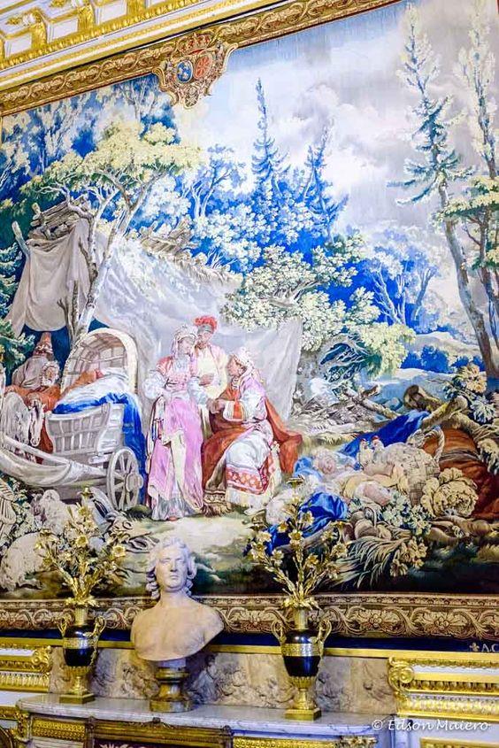 Sala das tapeçarias