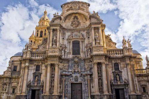 Catedral de Múrcia, Espanha (por Ricard Gabarrús)