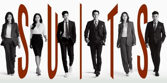 """Suits"" Drops Official Posters Of Cast Looking Sleek And Stylish 