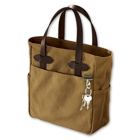 Filson tote bag #tan www.beaubags.nl www.beaubags.de