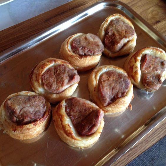 Coussinets de filet mignon - Le blog d'Yvette C-D.