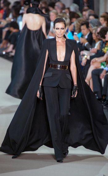 Stephane Rolland -  Paris Haute Couture Automne '12-'13