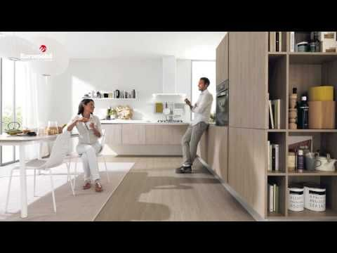 Modern And Functional Kitchen By Young Design At An Affordable Price. The  Kitchen Models Filoscape And Escape Euromobil Kitchens Are Modern And Offer  A ...
