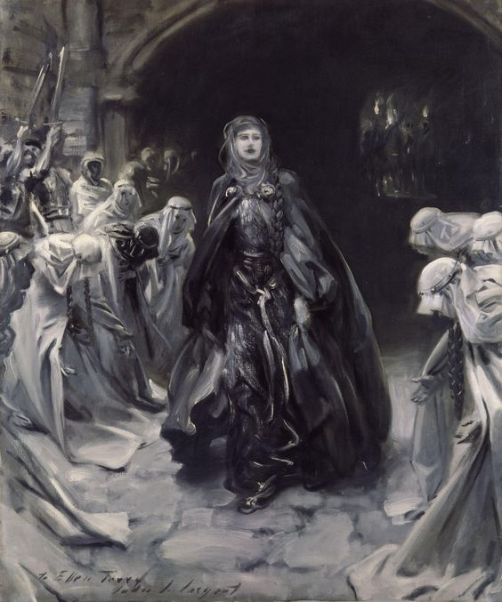 What is the portrayal of women in macbeth?