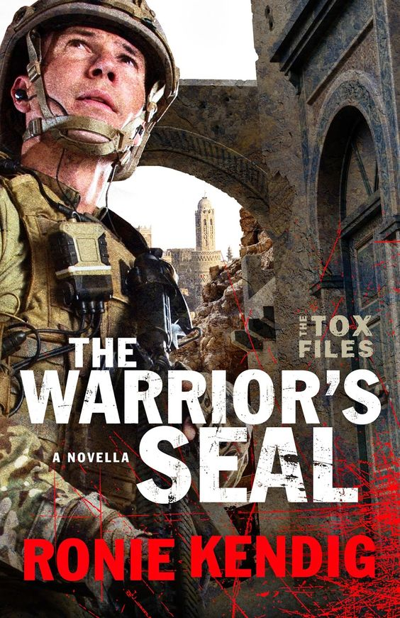 Ronie Kendig - The Warrior's Seal / #awordfromJoJo #CleanRomance #ChristianFiction #RonieKendig