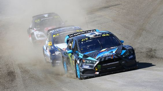Rallycross: Bakkerud Gives New Ford Focus RS RX First World RX Win In Norway - GTspirit