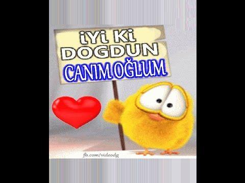 Iyi Ki Dogdun Oglum Isme Ozel Dogum Gunu Sarkisi Youtube Dogum