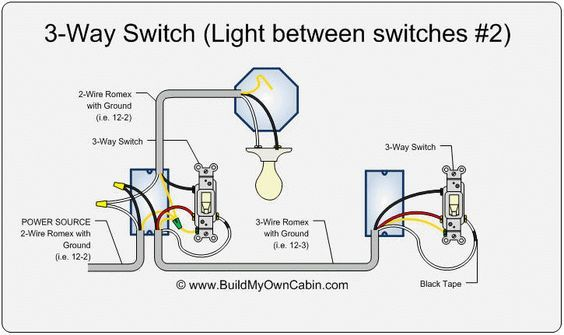 2 Lights One Switch Diagram Way Switch Diagram Light Between Switches 2 Pdf 68kb 3 Way Switch Wiring Light Switch Wiring Electrical Switch Wiring