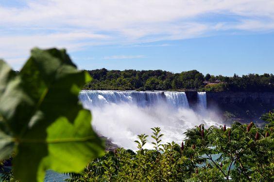 Niagarafälle Niagara Falls Ontario Kanada                                                                                                                                                     Mehr