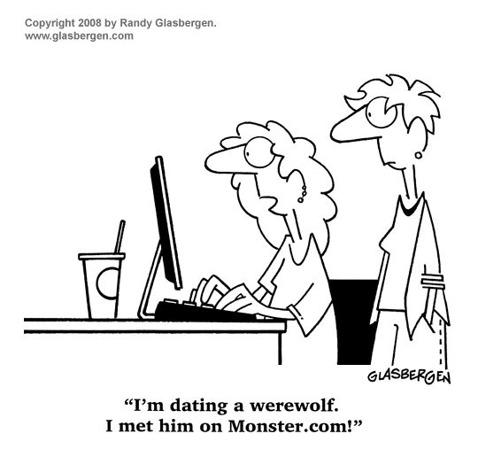 Cartoons About Marriage, Cartoons About Love relationship - monster resume review