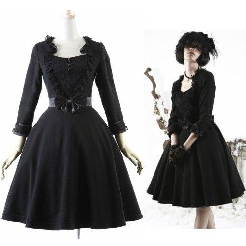Winter Party Dress - Ocodea.com