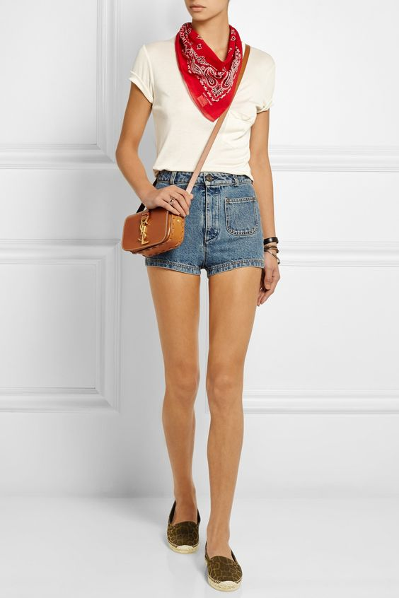 ysl mini cabas price - SAINT LAURENT Monogramme Sac Universit�� small leather shoulder bag ...