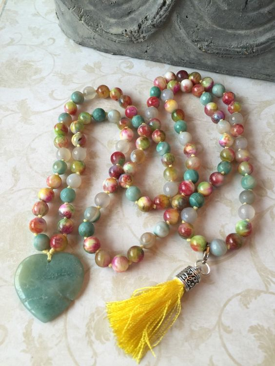 A personal favorite from my Etsy shop https://www.etsy.com/listing/261687461/beautiful-mountain-jade-amazonite-heart
