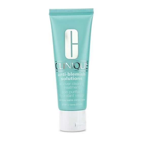 Clinique Anti-Blemish Solutions All-Over Clearing Treatment 50ml/1.7oz Skincare