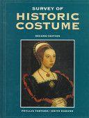 un estudio de la indumentaria historica: una historia del vestido occidental. Phyllis G Tortora, Keith Eubank