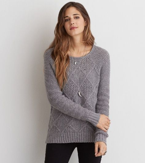 Sweaters, Grey and Lights on Pinterest