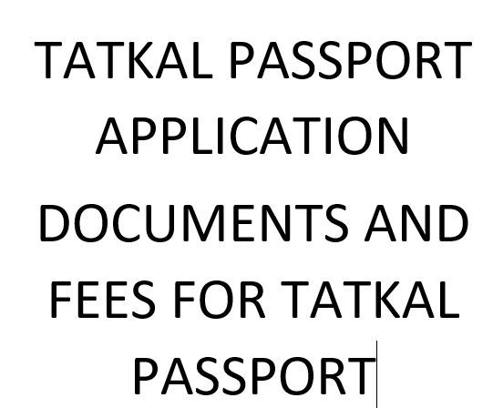 ed50c171ef9b254840469cb2e3b7e97c - How Long It Takes To Get Passport In Tatkal