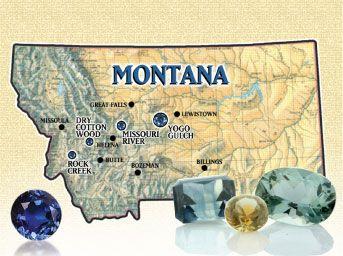Montana Yogo Sapphires