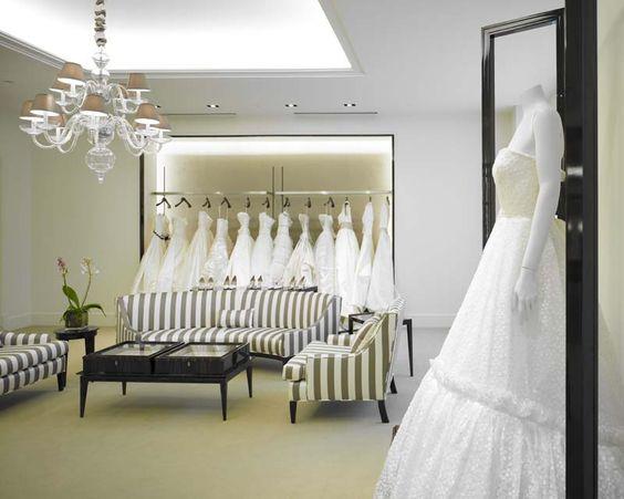 Carolina Herrera New York Boutique in Dallas, Texas.  Email stylist@cherrera.com for more information.
