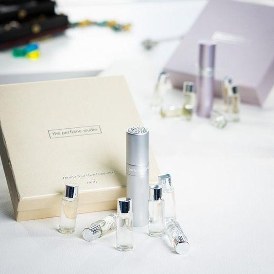 Parfum Set für deinen eigenen Duft - blumig