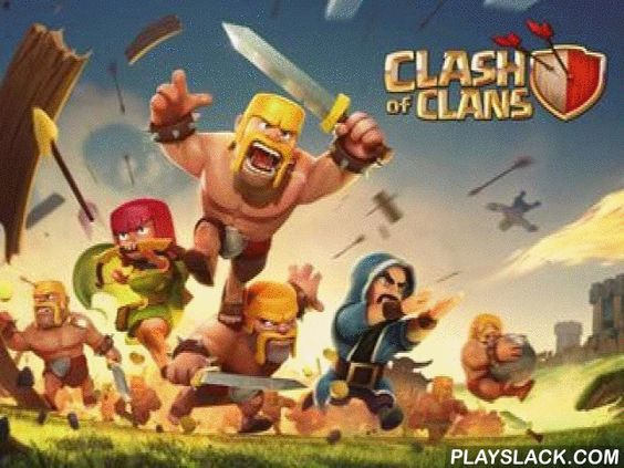 Clash Of Clans V7.200.13  Android Game - playslack.com , Clash of Clans   this game already oversaw  to get a set of doubles, but at last people of android have a possibility to compete the genuine one. construct your own empire, create your clan, safeguard your arenas or assault other clans. extend and upgrade your body and competently give assets for improvements.