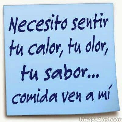 Necesito...
