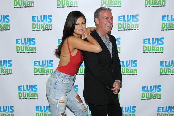 Selena Gomez Photos: Selena Gomez Visits 'The Elvis Duran Z100 Morning Show'