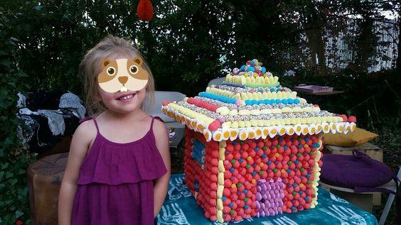 Maison de bonbons