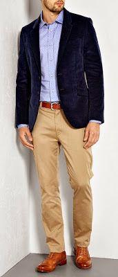 Atrévete a vestir casual para la oficina - Business Casual ~ El Blog que está de Moda