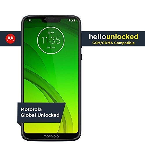 Moto G7 Power Unlocked 32 Gb Marine Blue Us Warranty Verizon At T T Mobile Sprint Boost Cricket Metro Unlocked Cell Phones Motorola Phone Phone