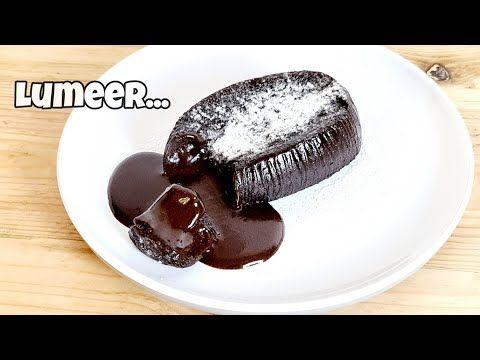 Chocolatos Lava Cake Anti Gagal Youtube Makanan Resep Lava