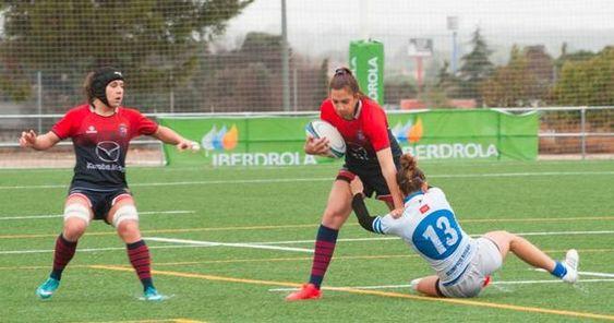Alba, en un partido (Imagen: RGLFotos)