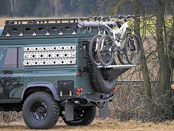 Fahrradträger Landy Bike Rack: