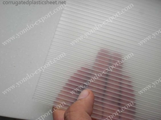 Transparent Corrugate Plastic Sheet Coroplast Boards Corflute Sheet 2 3mm Corrugated Plastic Corrugated Plastic Sheets Plastic Sheets