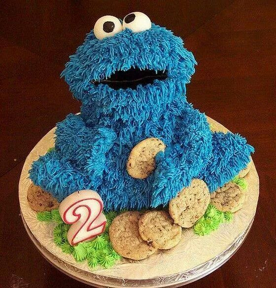 Shared fb cookie monster