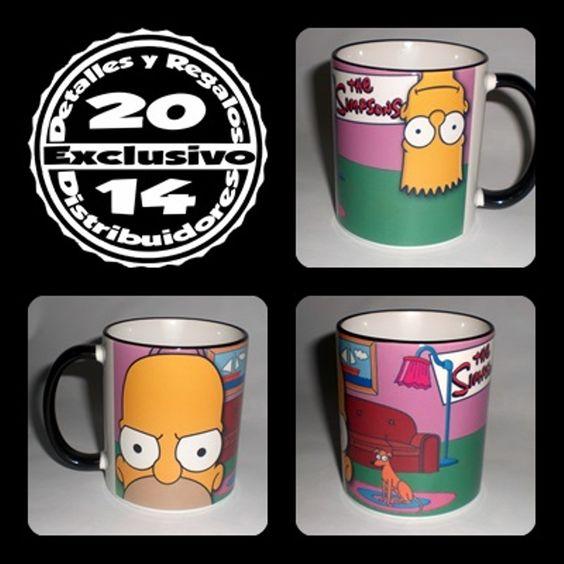 Colección Simpson / +10 diseños Disponibles para tu Tienda o Negocio *Envíos a Toda COLOMBIA*