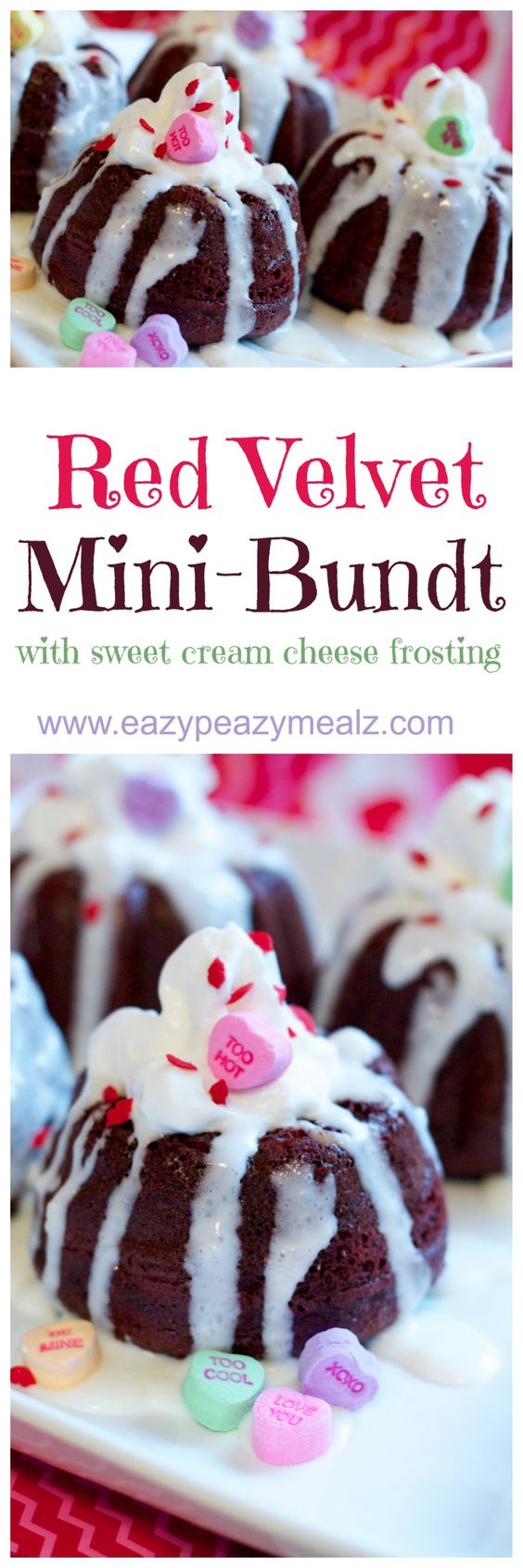 bundt cakes cream cheese frosting red velvet frostings velvet cream ...