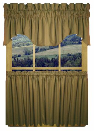 Image detail for bjs country charm country kitchen curtains country window curtains like - Country kitchen valances for windows ...