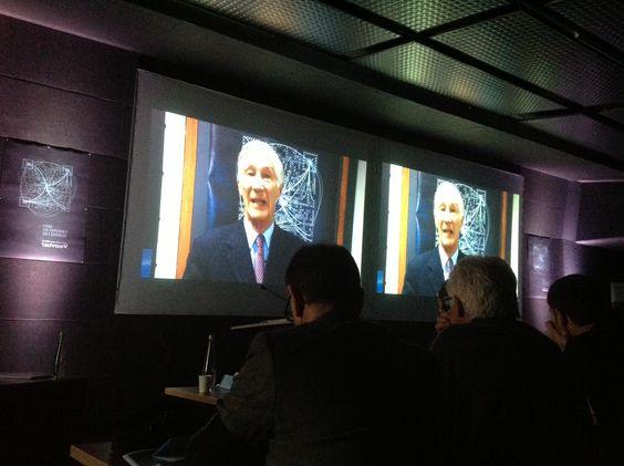 Vers un Internet de l'énergie - intervention filmée de Joël de Rosnay lors de la conférence #technoark2013 à #sierre
