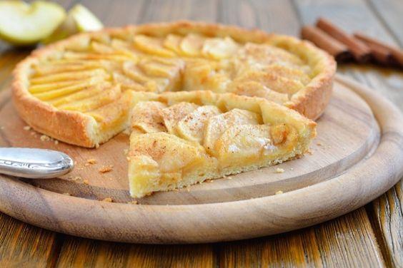 فطيرة التفاح بالقرفة مطبخ سيدتي Recipe Apple Pie Food Gluten Free Recipes