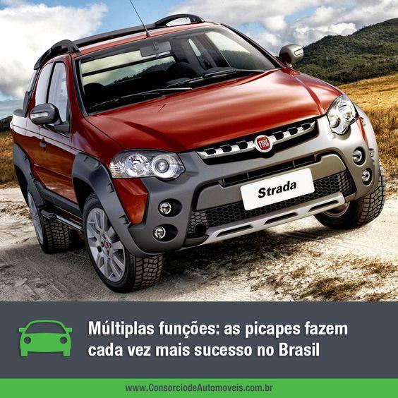 Cada vez mais procuradas no mercado, as picapes caíram no gosto dos brasileiros e estão entre os veículos mais vendidos no país. Veja na matéria: https://www.consorciodeautomoveis.com.br/noticias/as-picapes-fazem-cada-vez-mais-sucesso-no-brasil?idcampanha=206&utm_source=Pinterest&utm_medium=Perfil&utm_campaign=redessociais