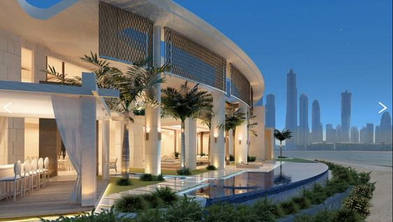 Amazing Modern/Contemporary Mansion In Dubai | Homes of the Rich ...