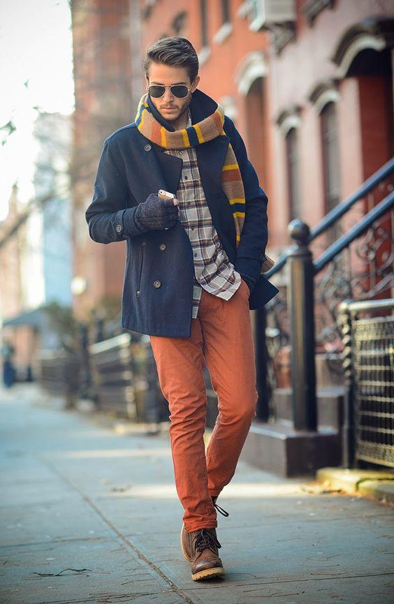 オレンジに合う色を徹底調査!俺流に着こなすオレンジファッションはコレだ!