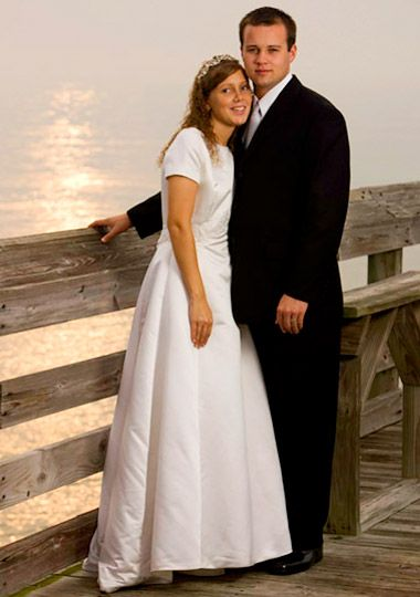 Pinterest the world s catalog of ideas for Jessa duggar wedding dress