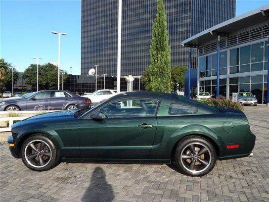 2008 Ford Mustang Gt Premium In Houston Tx 77027 Good Leather 5 Speed Bullitt Green 63k Miles Ask 15k In 2021 Mustang Bullitt New Mustang Mustang