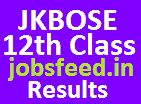 JKBOSE 12th Class Results 2014 Download J&K 12th Board Marks list/Cutoff Marks at jkbose.co.in
